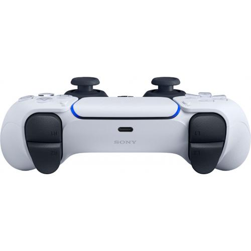 PlayStation 5 DualSense Wireless Controller   Compatible W/ PlayStation 5   Built In Microphone & 3.5mm Jack   Feat. Haptic Feedback & Adaptive Triggers   Charge & Play Via USB Type C   Features New Create Button