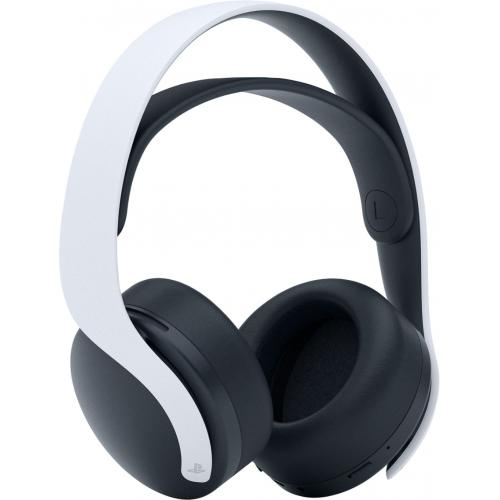 PlayStation 5 PULSE 3D Wireless Gaming Headset - Tuned to deliver 3D Audio for PS5 - Dual hidden Microphones - Radio Frequency Connectivity - 3.5mm jack audio cable for PSVR - Up to 12 hours of wireless play