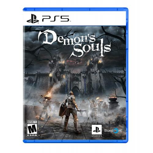 Demon's Souls Standard Edition - For PlayStation 5 - Action/Adventure game - Single Player Supported - Releases 11/12/2020