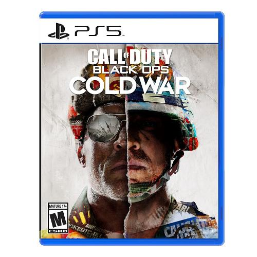 Call of Duty: Black Ops Cold War Standard Edition - For PlayStation 5 - ESRB Rated M (Mature 17+) - First Person Shooter - Multiplayer Supported - Releases 11/13/2020
