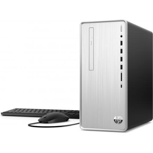 HP Pavilion Desktop Computer Intel Core I3 10100 8GB RAM 512GB SSD   10th Gen I3 10100 Quad Core   USB Keyboard & Mouse Included   Intel UHD Graphics 630   Windows 10 Home 64 Bit