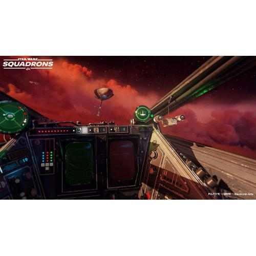 Star Wars Squadrons PS4   For PlayStation 4   ESRB Rated T (Teen 13+)   Action/Adventure Game   Single & Multiplayer Supported   Show Off Your Starfighter Piloting!