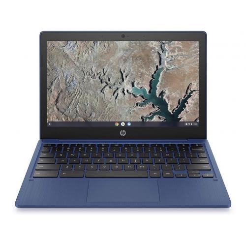 "HP Chromebook 11a 11.6"" MediaTek MT8183 4GB RAM 32GB eMMC Indigo Blue - MediaTek MT8183 Octa-core - 100GB Google One Drive - Dual Speakers w/ integrated Microphones - Up to 15 hr 45 min battery life - Chrome OS"