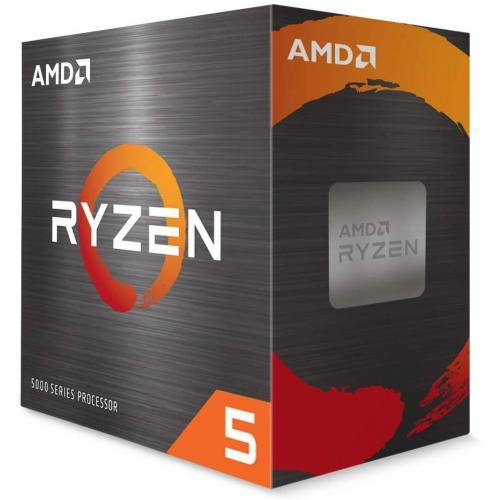 AMD Ryzen 5 5600X 6 Core 12 Thread Desktop Processor   6 Cores & 12 Threads   3.7 GHz  4.6 GHz CPU Speed   35MB Total Cache   PCIe 4.0 Ready   Wraith Stealth Cooler Included