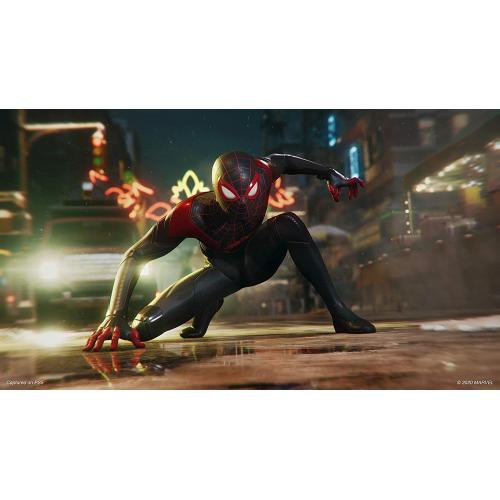 Marvel's Spider Man: Miles Morales Launch Edition   PlayStation 4   Action/Adventure Game   ESRB Rated T (Teen 13+)   Max Number Of Players Supported: 1   Releases 11/12/2020