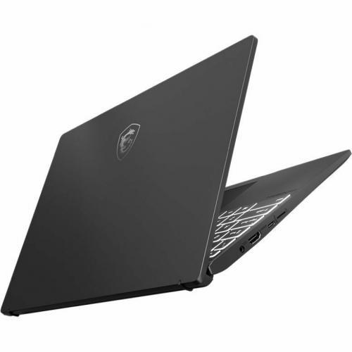 "MSI Modern 14 14"" Laptop AMD Ryzen 5 4500U 8GB RAM 512GB SSD Aluminum Black   AMD Ryzen 5 4500U   Incredibly Light At 2.62 Lbs   In Plane Switching (IPS) Technology   10 Hr Battery Life   Windows 10 Pro"