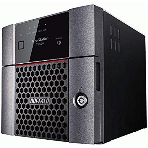 Buffalo TeraStation 3220DN 8TB Desktop Storage System - Serial ATA/600 Controller - RAID Supported - 2.5 Gigabit Ethernet - 2 USB 3.0 Port(s) - TAA Compliant