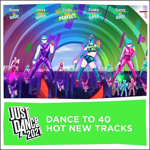 Just Dance 2021   For Nintendo Switch   ESRB Rated E (everyone)   Music, Dance, & Fitness Game   Up To 6 Players Can Join!   Create Custom Personalized Playlists