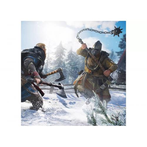 Assassin's Creed Valhalla Standard Edition (Digital Download)   For Xbox Series X|S & Xbox One   ESRB Rated M (Mature 17+)   Role Playing Game   Single Player Game