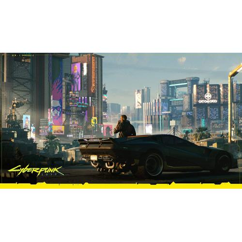 Cyberpunk 2077 Standard Edition   For PS4 & PS5   ESRB Rated M (Mature 17+)   Role Playing Game   Releases On 12/10/2020