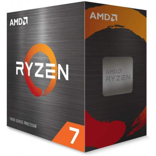 AMD Ryzen 7 5800X 8 Core 16 Thread Desktop Processor +