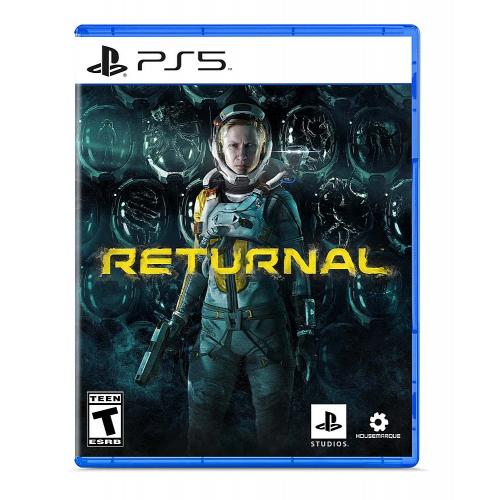 Returnal PS5 - For PlayStation 5 - Release Date 4/30/2021 - Intense combat & shooter game - Designed for replayability