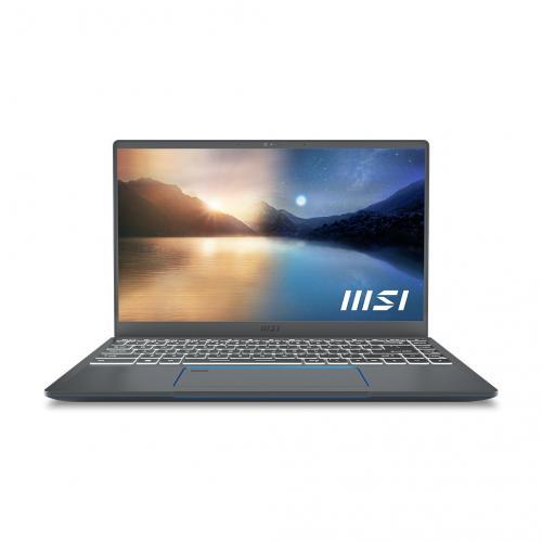 "MSI Prestige 14 EVO 14"" Laptop Intel Core i5-1135G7 16GB RAM 512GB SSD Carbon Gray - 11th Gen i5-1135G7 Quad-core - New Intel Evo Platform for performance - 100% sRGB Color Gamut - Windows 10 Home - Up to 12 hr battery life"