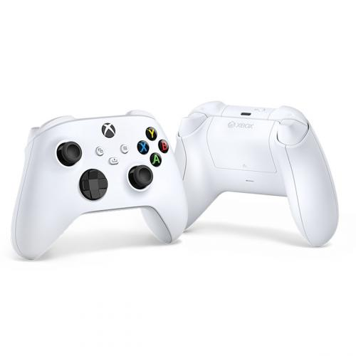 Xbox Series S 512GB SSD Console + Extra Xbox Wireless Controller Robot White + Xbox Game Pass Ultimate 3 Month Membership (Email Delivery)
