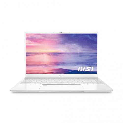 "MSI Prestige 14 EVO 14"" Laptop Intel Core I5 1135G7 16GB RAM 512GB SSD Pure White   11th Gen I5 1135G7 Quad Core   New Intel Evo Platform For Performance   100% SRGB Color Gamut   Windows 10 Home   Up To 12 Hr Battery Life"