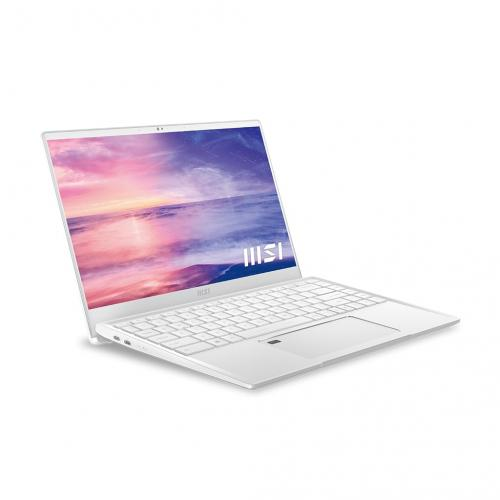 "MSI Prestige 14 EVO 14"" Laptop Intel Core i5-1135G7 16GB RAM 512GB SSD Pure White - 11th Gen i5-1135G7 Quad-core - New Intel Evo Platform for performance - 100% sRGB Color Gamut - Windows 10 Home - Up to 12 hr battery life"