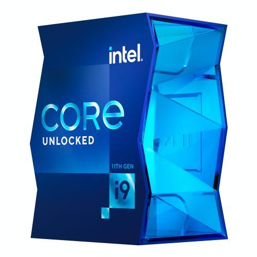 Intel Core i9-11900K Unlocked Desktop Processor - 8 cores & 16 threads - Up to 5.30 GHz Turbo Speed - 16M Intel Smart Cache - Socket LGA1200 - PCIe Gen 4.0 Supported