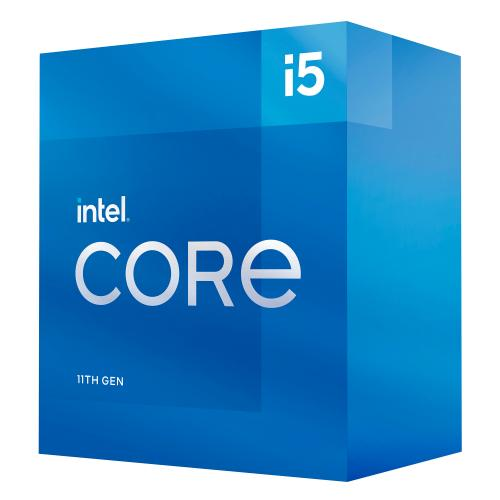 Intel Core i5-11500 Desktop Processor - 6 cores & 12 threads - Up to 4.6 GHz Turbo Speed - 12M Smart Cache - Socket LGA1200 - PCIe Gen 4.0 Supported