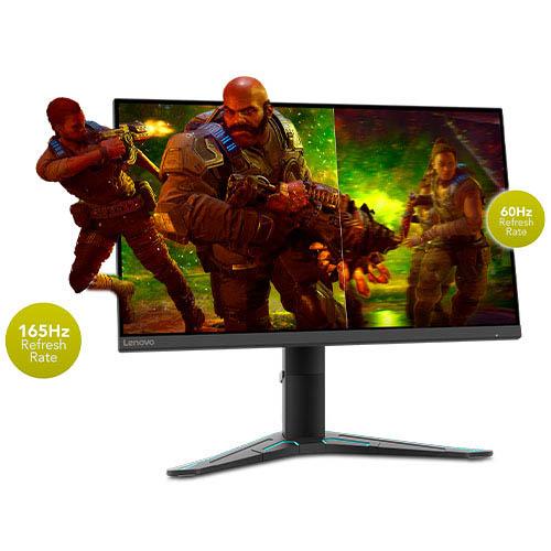 """Lenovo G27Q 27"""" QHD (2560 X 1440) IPS 165Hz 1ms MPRT Freesync Premium Gaming Monitor"""