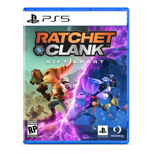 Ratchet & Clank: Rift Apart Launch Edition PS5 - For PlayStation 5 - Releases 6/11/2021 - 1 Player Supported - Go dimension-hopping - Jump between action-packed worlds