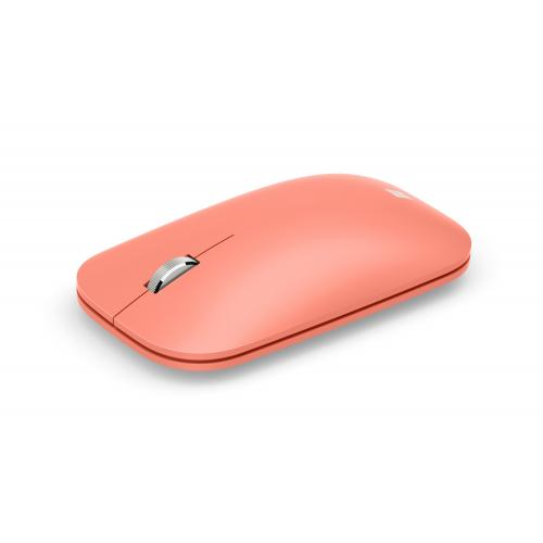 Microsoft Sculpt Ergonomic Desktop Keyboard And Mouse+Modern Mobile Mouse Peach   BlueTrack Enabled   7 Button Mouse   4 Direction Scroll Wheel   Separate 10 Key Numeric Keypad   X Y Resolution Adjusting Wheel Button   2.40 GHz Operating Frequency