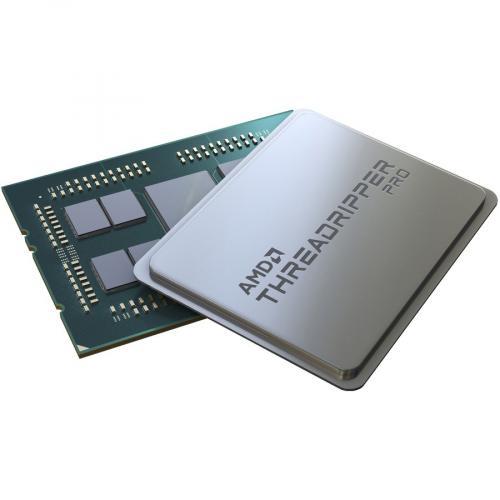 AMD Ryzen Threadripper PRO 3975WX 32 Core Processor   32 Cores & 64 Threads   4.20 GHz Overclocking Speed   128 MB L3 Cache   Socket SWRX8   280W Thermal Design Power