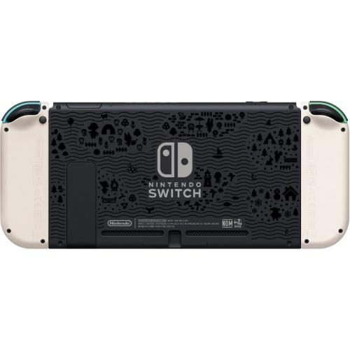 Nintendo Switch Console 32GB Special Animal Crossing: New Horizons Edition + Nintendo Switch Online Family Membership 12 Month Code + Nintendo Game & Watch Super Mario Bros.