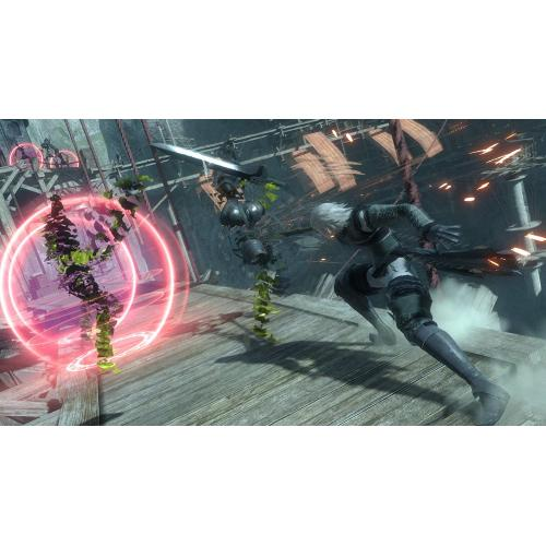 NieR Replicant Ver. 1.22474487139   For Xbox One & Xbox Series X   Rated M (Mature 17+)   Xbox One   Role Playing Game   Updated Version