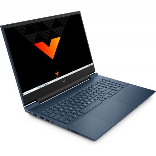 "HP Victus 16.1"" FHD 144Hz Gaming Laptop AMD Ryzen 5 5600H 8GB RAM 512GB PCIe NVMe SSD RTX 3050 4GB   AMD Ryzen 5 5600H Hexa Core   NVIDIA GeForce RTX 3050 4GB GDDR6   144 Hz Refresh Rate   In Plane Switching (IPS) Technology   Windows 10 Home 64 Bit"