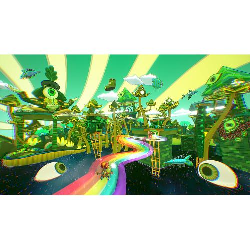 Psychonauts 2 (Digital Download)   For Xbox Series X S & Xbox One   ESRB Rated T (Teen 13+)   Releases 8/25/2021   Platform  Adventure Game