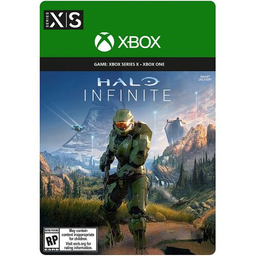 Halo Infinite Standard Edition (Digital Download) - For Windows, Xbox One, Xbox Series S, Xbox Series X - Release Date: 12/08/2021 - Strategy & Shooter Game