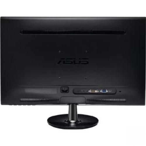 "Asus VS228H P 21.5"" Full HD LED LCD Monitor   16:9   Black"