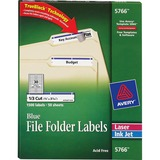 Avery Filing Label
