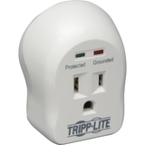 Tripp Lite Surge Protector Wallmount Direct Plug In 120V 1 Outlet 600 Joule