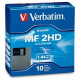 Verbatim DataLife 87410 1.44MB Floppy Disk