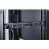 "APC Basic Rack 2.88kVA PDU - 10 x NEMA 5-20R - 2.88kVA - 1U 19"" Rack-mountable"