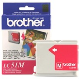 Brother LC51M Original Ink Cartridge
