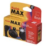 Kodak Max One-Time Use Camera with Flash