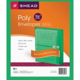 Smead Poly Envelopes with String-Tie Closure