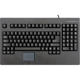 Solidtek Full Size POS Keyboard with Touchpad Mouse KB-730BP