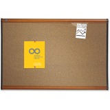 Quartet® Prestige® Colored Cork Bulletin Board