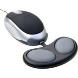 Ergoguys Ergonomic Hand Rest Black & Grey by Ergoguys
