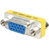 StarTech.com Slimline - Display gender changer - VGA - HD-15 (F) - HD-15 (F)