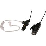 Kenwood Two-Wire Palm Mic W/Earphone (Black)
