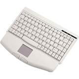 Solidtek Mini Keyboard 88 Keys with Touchpad Mouse KB-540U