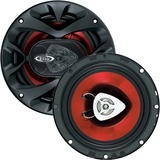 "BOSS AUDIO CH6520 Chaos Exxtreme 6.5"" 2-way 250-watt Full Range Speakers"