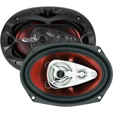 "BOSS AUDIO CH6940 Chaos Exxtreme 6"" x 9"" 4-way 500-watt Full Range Speakers"