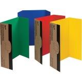Pacon Spotlight White Headers Corrugated Presentation Board