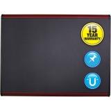 Quartet® Prestige Plus® Magnetic Fabric Bulletin Board