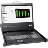 "Tripp Lite Rack Console KVM Cable Kit w/ 19"" LCD PS/2 1U TAA GSA"